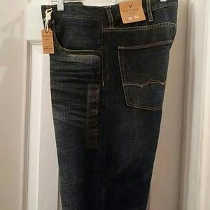 American Eagle Outfitters slim straight size W 38